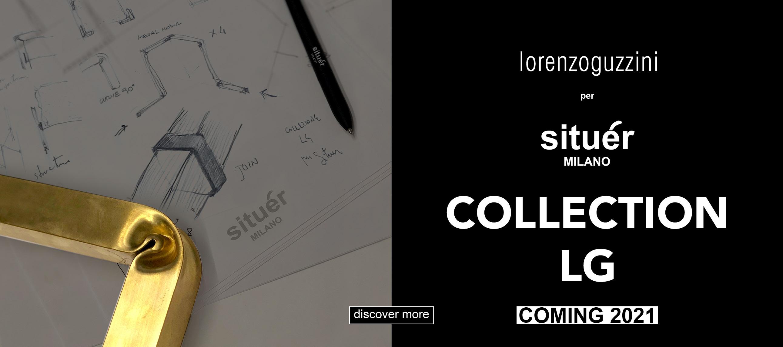 design collection lorenzo guzzini x situer milano salone del mobile