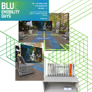 #mdw19 - situér milano X bluE Emobility