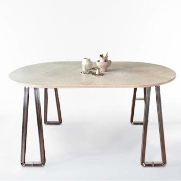 Come arredare la sala da pranzo con tavoli in stile industrial