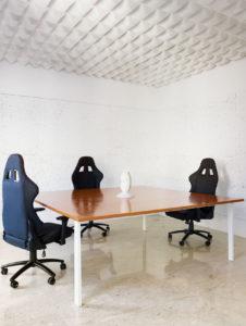 tavoli di design situér milano per sunnei